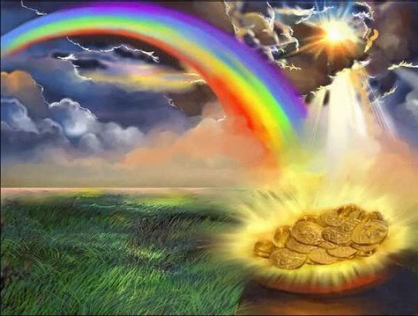 Славянские молитвы и заговоры на удачу и благополучие