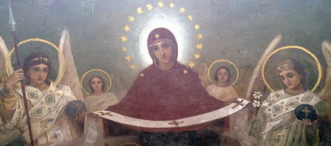 Очень мощная молитва Покрова Пресвятой Богородицы