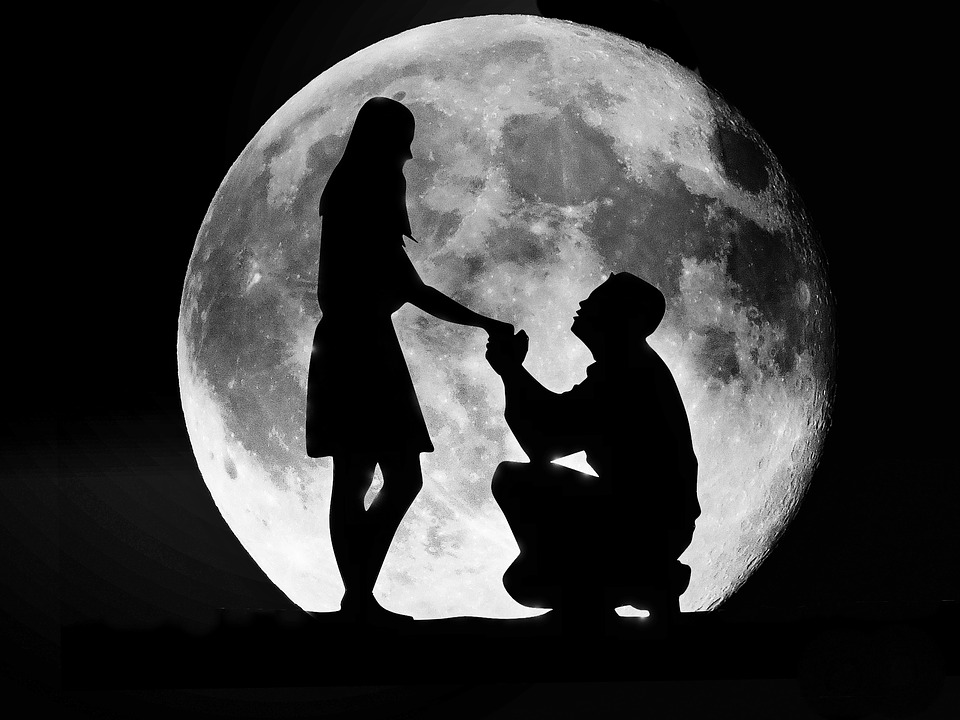 Заговоры наЛуну налюбовь мужчины