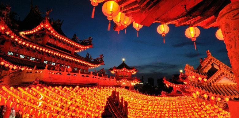 Когда отмечают Китайский Новый год в 2019 году