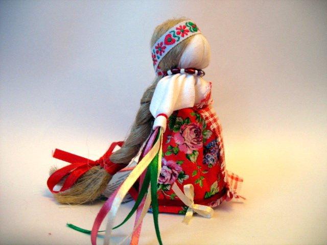Как сделать куклу-оберег своими руками   Эзотерика   Тайное