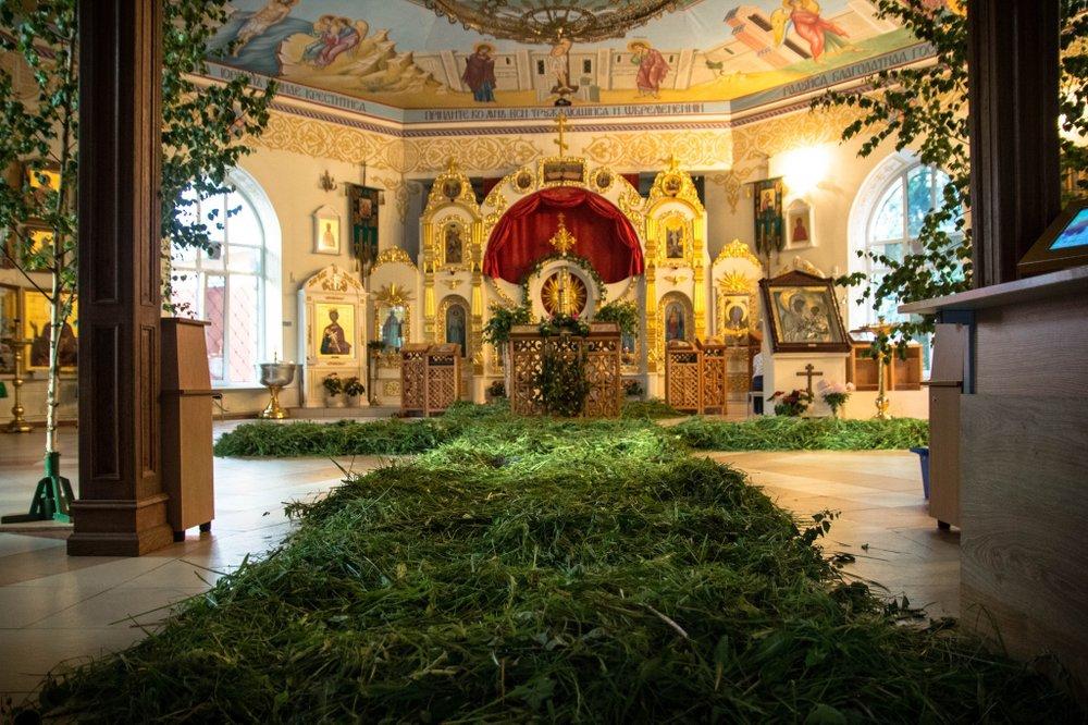 17 апреля 2019 — Когда будет Троица в России в 2019 году
