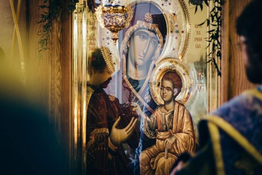 День иконы Божией Матери «Неупиваемая чаша» 18 мая 2019 года