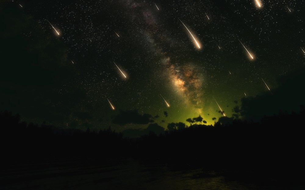 Звездопад в ночь с 12 на 13 августа: как загадать желание на падающую звезду