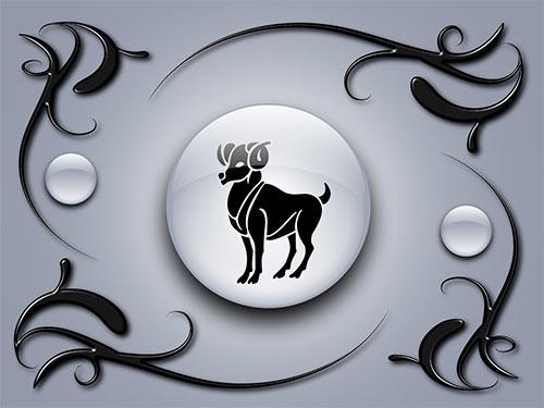 Знак Зодиака Овен: камни, талисманы, цвета
