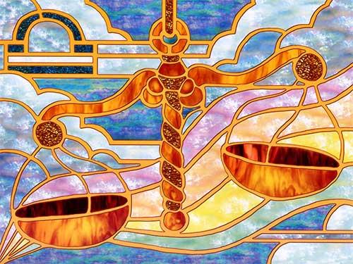 Знак Зодиака Весы: камни, талисманы и цвета