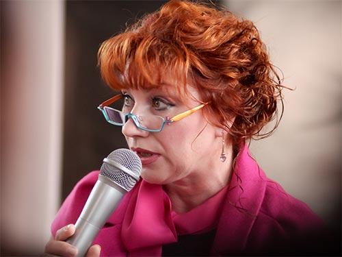 Роза Сябитова рассказала о том, как удачно выйти замуж
