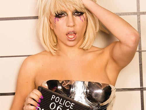 Леди Гага распродается по частям