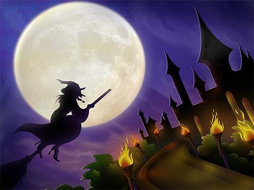 Шесть признаков ведьмы