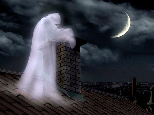 Правила общения с духами