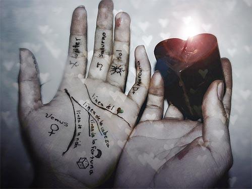 Что форма руки может рассказать о человеке