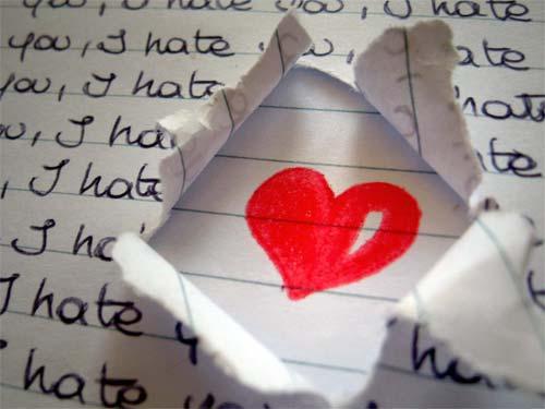 Гадания на бумаге: на любовь и будущее