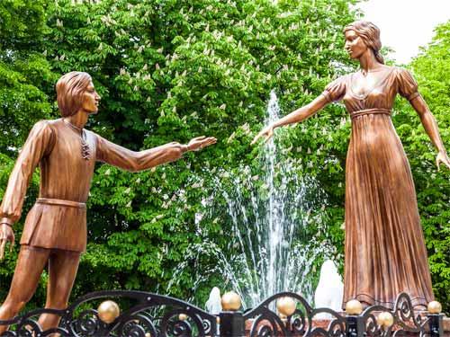 Места силы: памятники, привлекающие деньги, любовь и удачу
