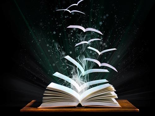 Гадание по книге поможет узнать правду о будущем
