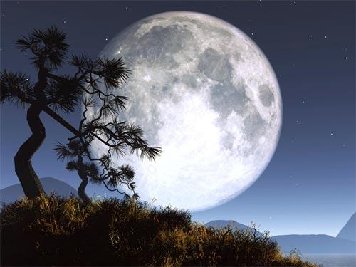 Лунная магия и ее влияние на нас