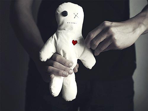 Как сделать куклу Вуду