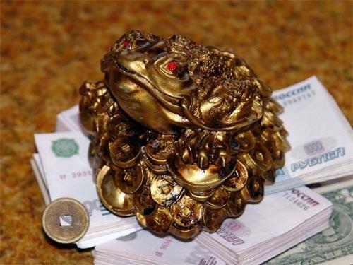 Наталья Правдина: как привлечь деньги с помощью денежной жабы