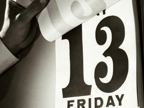 Пятница 13-е: тринадцать подтверждений того, что это неудачный день