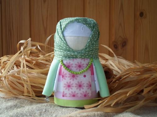 Кукла-оберег от Лилии Хегай: как защитить дом