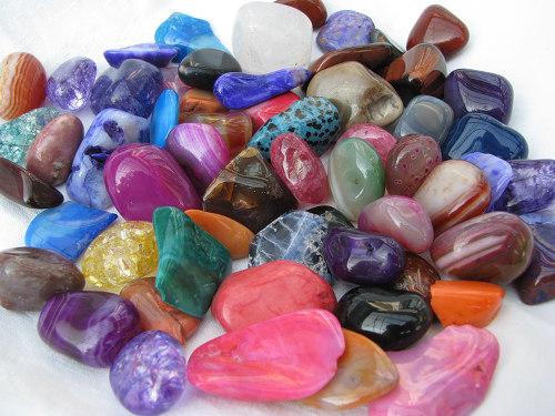 Камни-обереги от сглаза и порчи