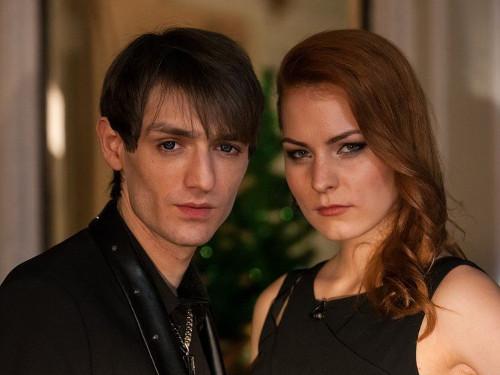 Александр Шепс и Мерилин Керро в 6 сезоне «Экстрасенсы ведут расследование»