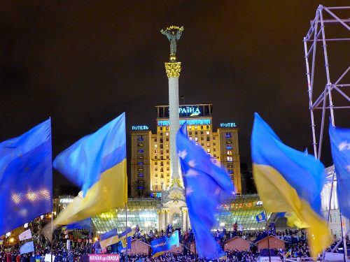 Будущее Украины оказалось в руках черных магов