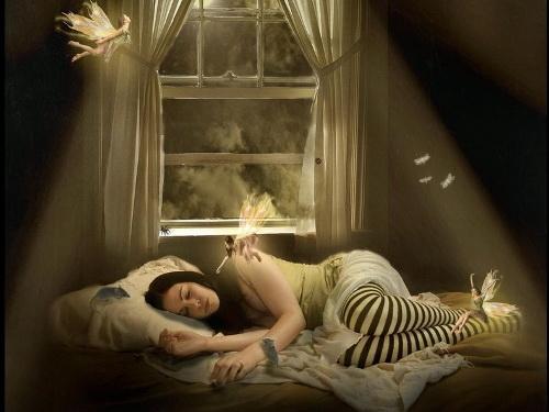 Один и тот же повторяющийся сон: к чему он снится?