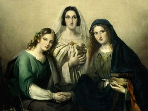Вера, Надежда, Любовь – праздник 30 сентября