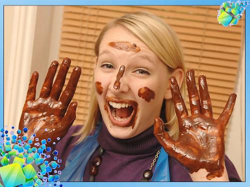 Симоронский ритуал на удачу: купаемся в шоколаде