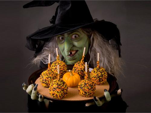 Гадания на Хэллоуин 31 октября