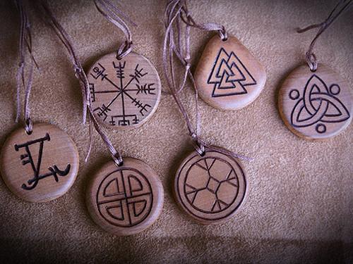 Магические символы и их значение
