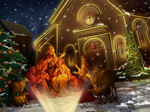 Рождественский сочельник: гадания, приметы и обычаи