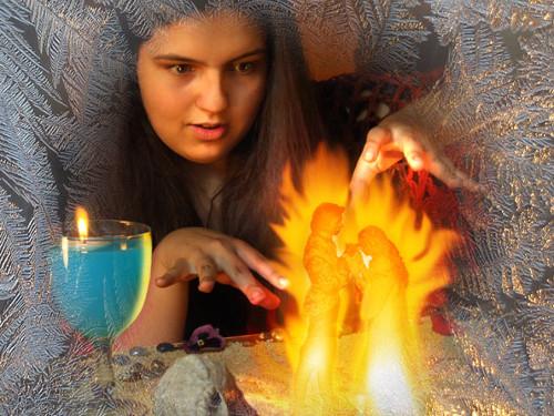 Святочные гадания: на суженого, на будущее и судьбу