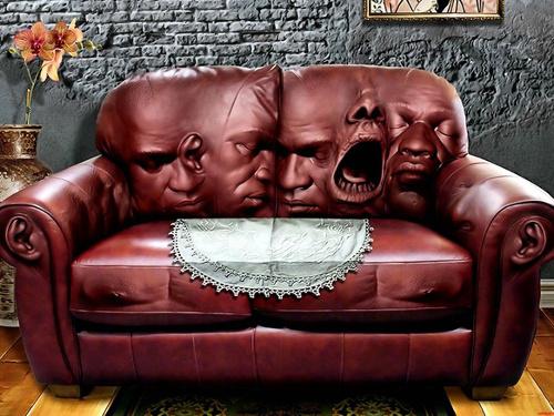 Фэн-шуй квартиры: кому нельзя спать на диване
