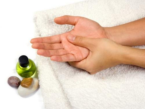 Массаж рук от всех болезней и для укрепления иммунитета
