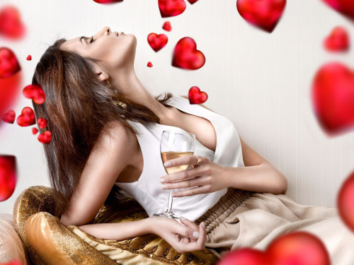 Ритуалы на День Святого Валентина