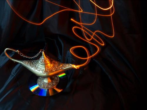 Симоронский ритуал на исполнение желания «Волшебная лампа»