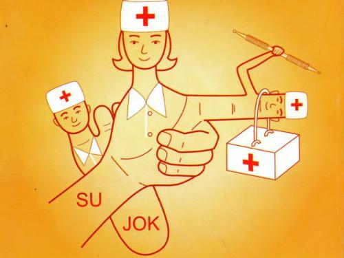 Су-джок терапия: как воздействовать на внутренние органы с помощью массажа руки и стоп