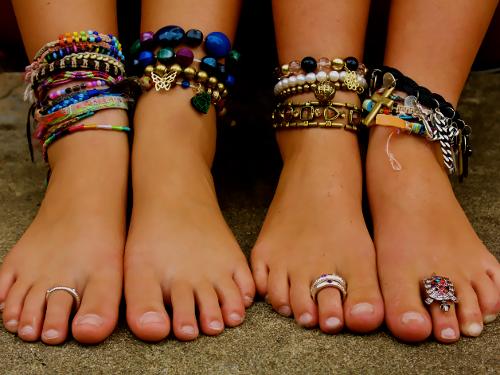 Как по пальцам стопы узнать о своем происхождении