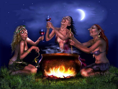 Вальпургиева ночь с 30 апреля на 1 мая: приметы и ритуалы