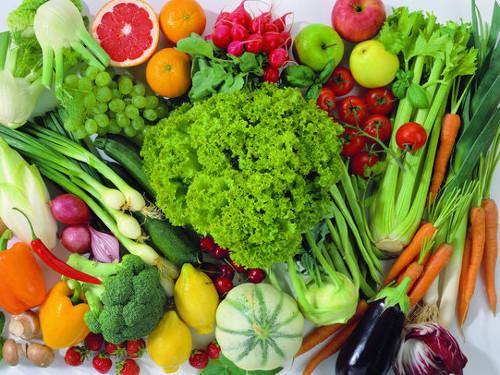 Как цвет пищи влияет на ваше здоровье