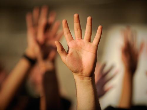 Тест на тип личности по длине пальцев рук