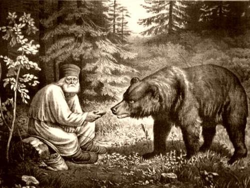 Жизнь преподобного Сергия Радонежского