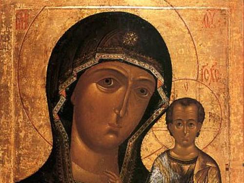 Явление иконы Казанской Божьей Матери 21 июля