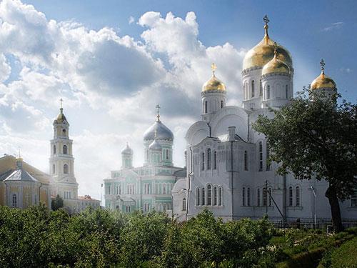 Паломничество в Дивеево к мощам Серафима Саровского