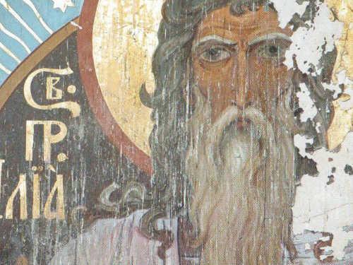 Пророк Илия в Православном Христианстве