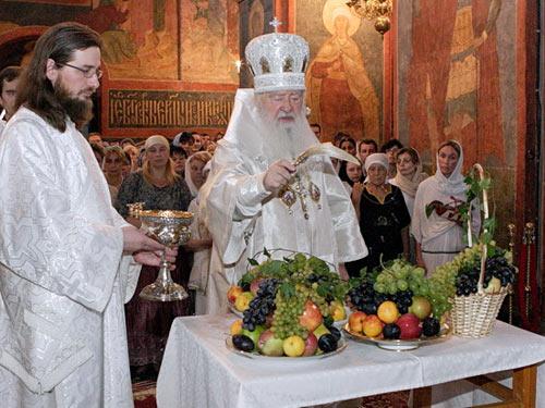 Яблочный Спас и день Преображения: православные и народные обычаи