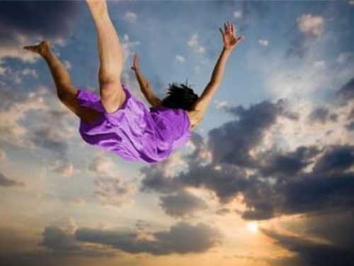 Что значит полет во сне