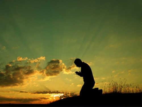 Вечерняя молитва на сон грядущий
