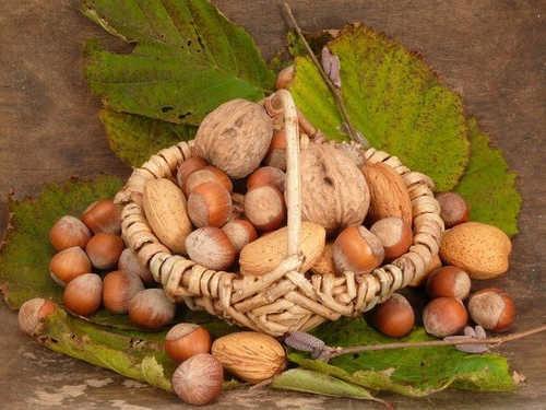 Народные традиции на Ореховый Спас